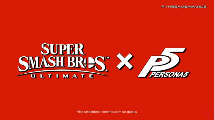 Joker da Persona 5 arriva su Super Smash Bros Ultimate
