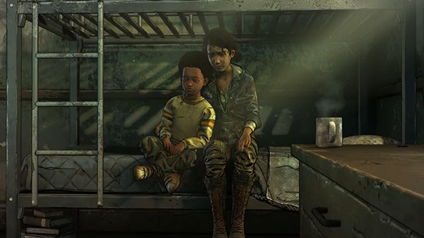 Il terzo episodio di The Walking Dead: The Telltale Series – The Final Season uscirà a gennaio