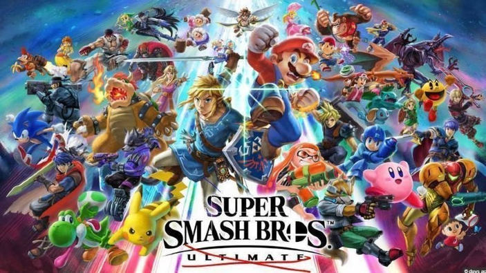 Super Smash Bros. Ultimate, distribuite 1.23 milioni di copie in soli tre giorni in Giappone