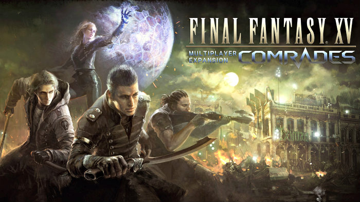 Final Fantasy XV Multiplayer Comrades è disponibile in formato standalone