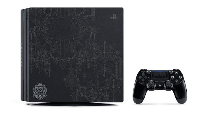 Kingdom Hearts III, la PlayStation 4 Pro in edizione limitata arriva in Europa