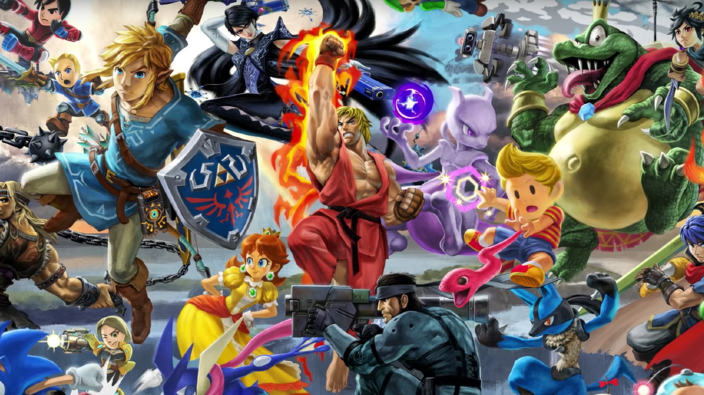 Super Smash Bros. Ultimate ha segnato un nuovo record per Nintendo in Europa