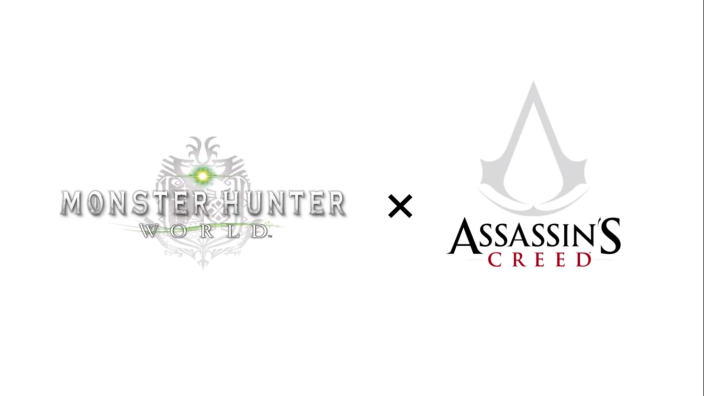 Monster Hunter World già disponibile la missione a tema Assassin's Creed