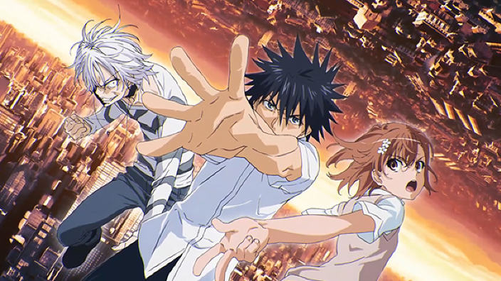 A Certain Magical index sarà protagonista di un nuovo titolo mobile
