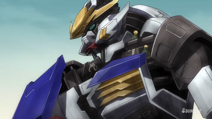 Mobile Suit Gundam: Iron Blooded Orphans sbarca su smartphones