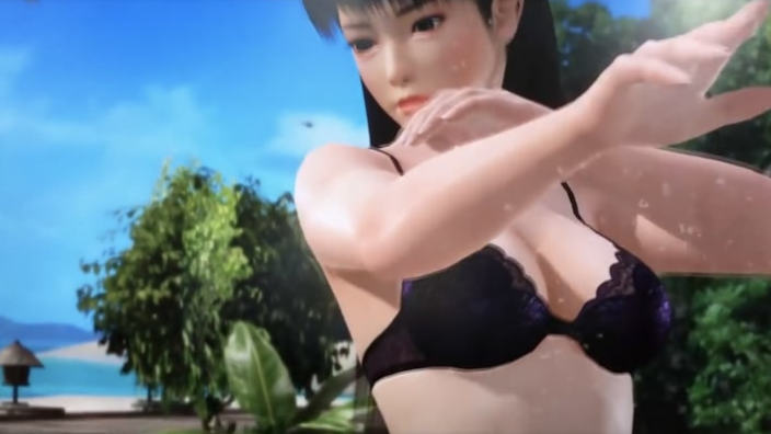 Leifang sarà presente in Dead or Alive Xtreme 3: Scarlet