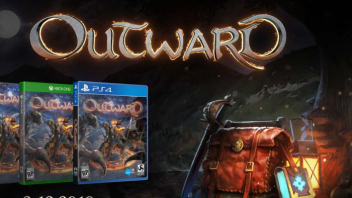 Data di uscita per Outward, l'open world rpg