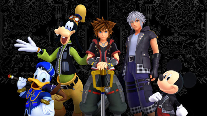 Kingdom Hearts III, disponibile il pre-load su PlayStation 4