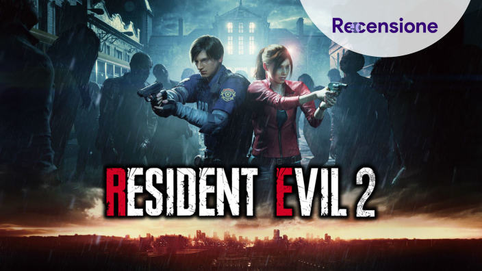 <strong>Resident Evil 2 Remake</strong> La Recensione