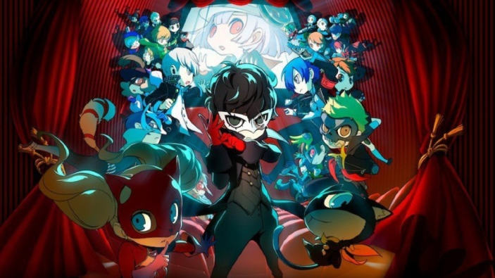 Persona Q2: New Cinema Labyrinth annunciato per l'occidente