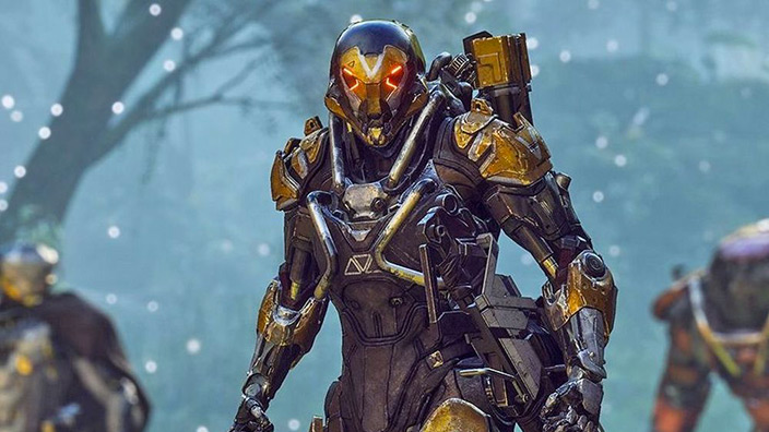 Disponibile la open beta di Anthem