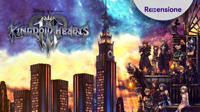<strong>Kingdom Hearts III</strong> - Recensione