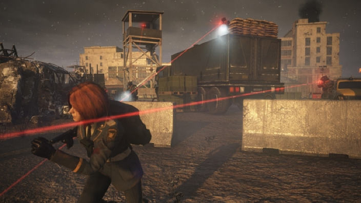 Left Alive si mostra in un video di gameplay con Shinji Hashimoto