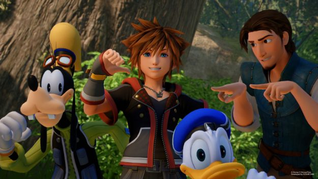 Kingdom Hearts III: per Nomura è possibile un porting su Nintendo Switch