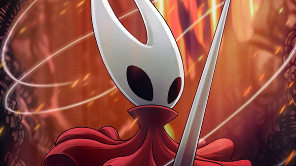 Hollow Knight: Silksong si presenta in un trailer