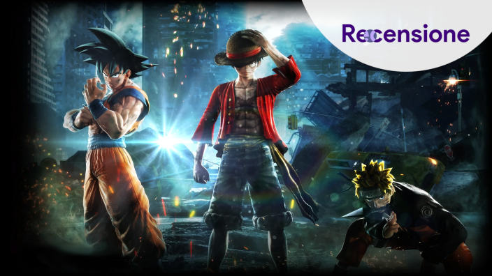 <strong>Jump Force</strong> - Recensione