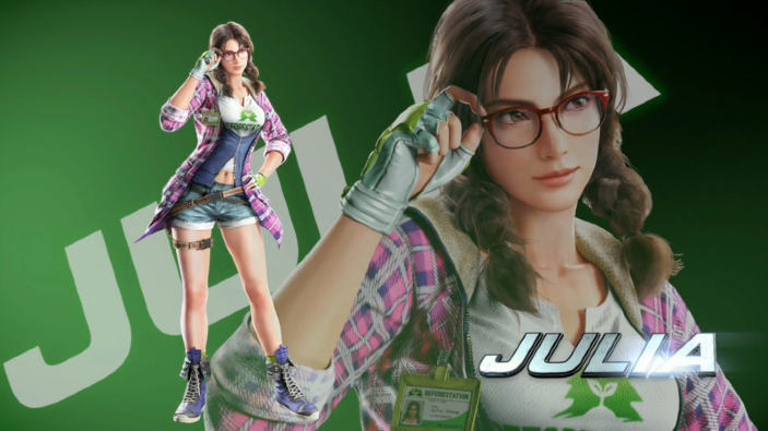 Tekken 7, Julia e Negan si mostrano in un gameplay trailer