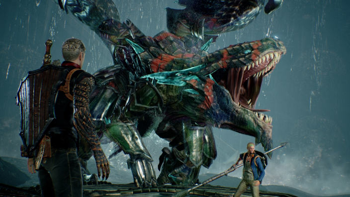 Scalebound non avrà un reboot su Switch