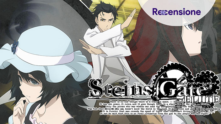 <strong>Steins;Gate Elite</strong> - Recensione