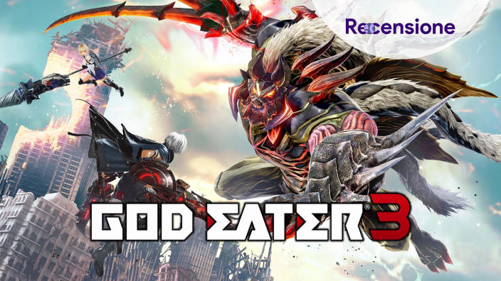 <strong>God Eater 3</strong> - Recensione