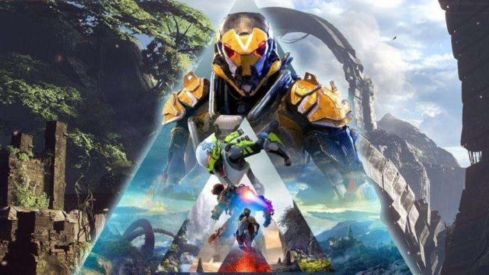 Vendite hardware e software in Giappone (24/2/2019), Anthem, NieR Automata
