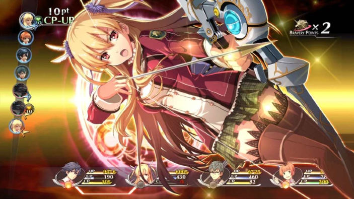 The Legend of Heroes: Trails of Cold Steel, data europea per la versione PS4