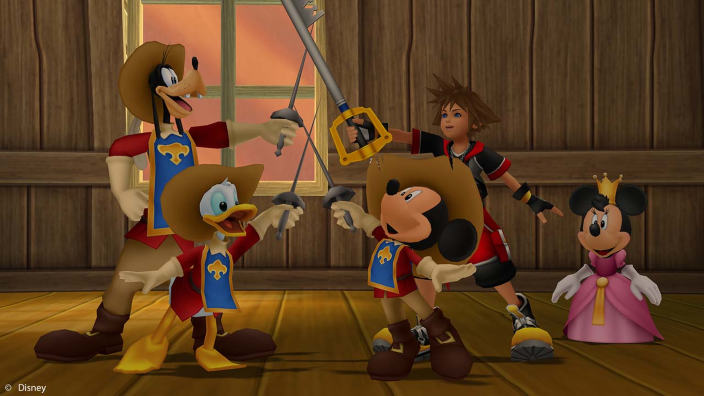 Kingdom Hearts The Story so Far arriva in Europa