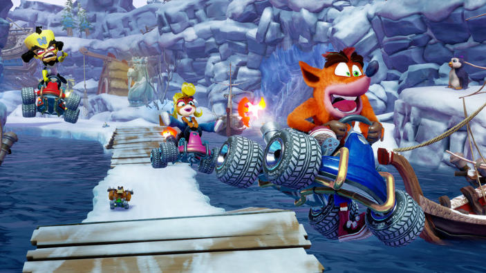Crash Team Racing Nitro-Fueled, nuovi trailer dedicati ai personaggi giocabili