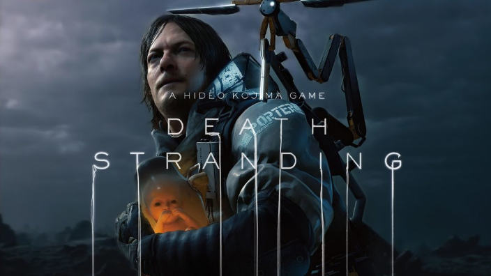 "Death Stranding é ""un pochino in ritardo"" dice Kojima"