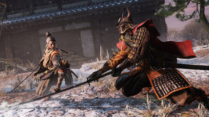 Sekiro: Shadows Die Twice 20 minuti di gameplay