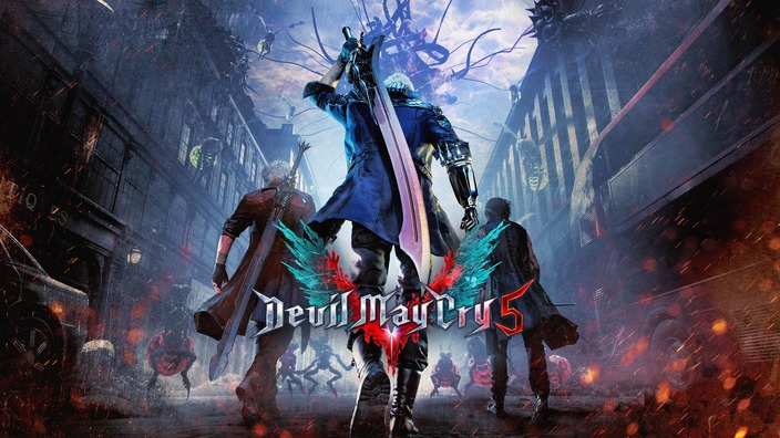 Devil May Cry 5 subisce una censura nella versione PlayStation 4