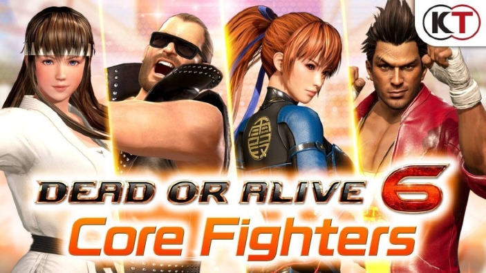 Dead or Alive 6, disponibile la versione free to play