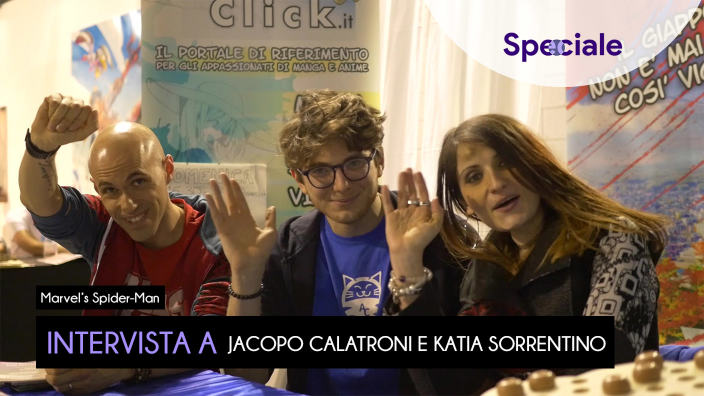 <strong>Cartoomics 2019</strong>: Intervista a Jacopo Calatroni e Katia Sorrentino