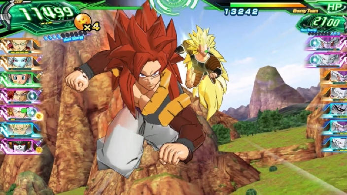 Super Dragon Ball Heroes: World Mission in un gameplay trailer