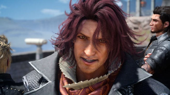 Final Fantasy XV: Episode Ardyn è finalmente disponibile