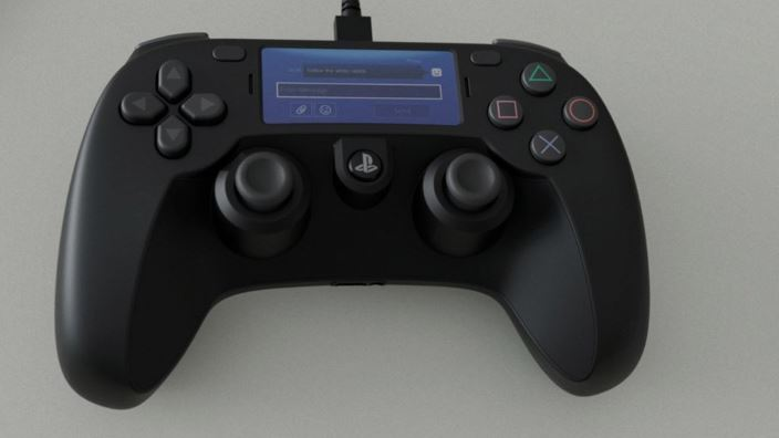 Leakato il controller di PlayStation 5?