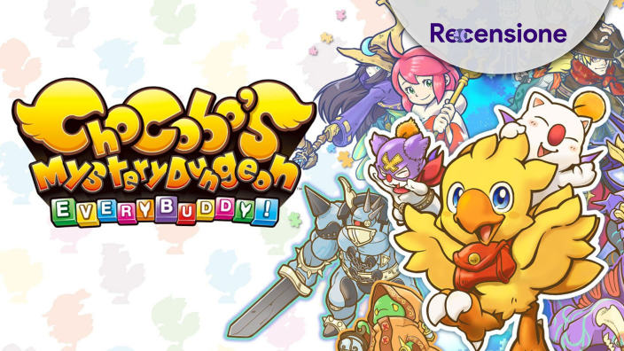 <strong>Chocobo's Mystery Dungeon EVERY BUDDY!</strong> - Recensione
