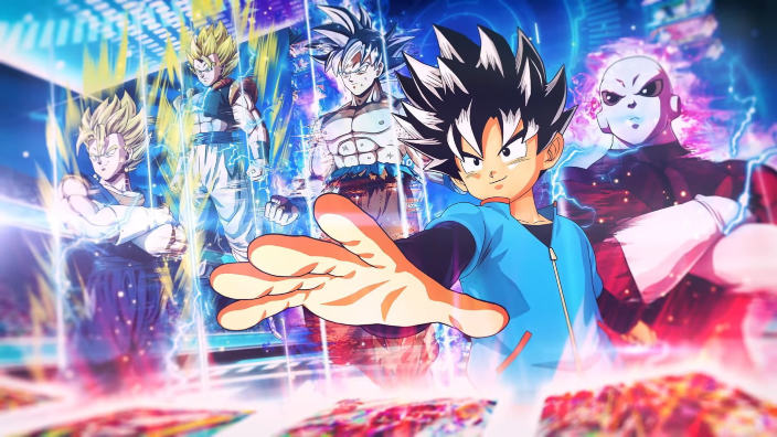 Super Dragon Ball Heroes World Mission è disponibile