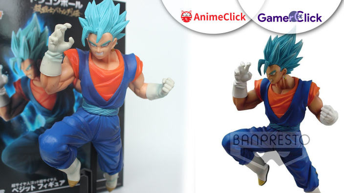 <strong>Concorso Dragon Ball Super</strong>: vinci una figure di Vegetto SSGSS con AnimeClick e GamerClick
