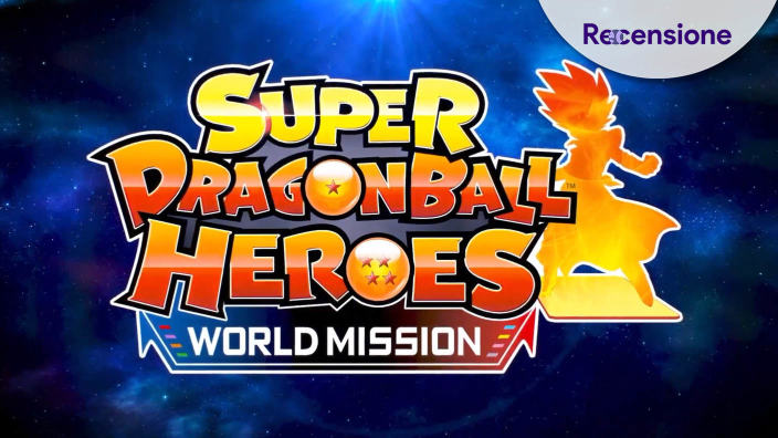 <strong>Super Dragon Ball Heroes: World Mission</strong> - Recensione