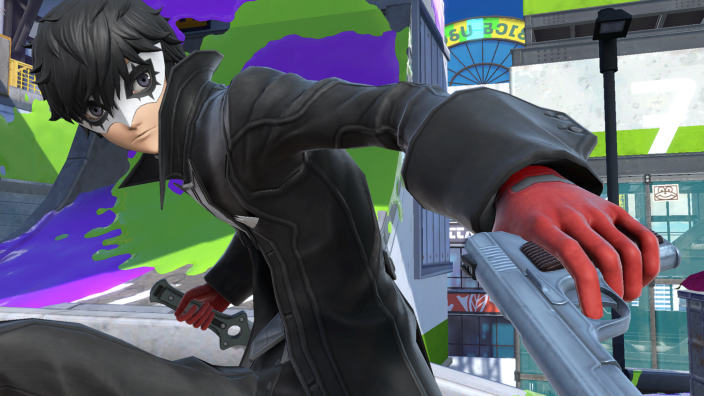 Joker sarà disponibile a partire da domani in Super Smash Bros. Ultimate