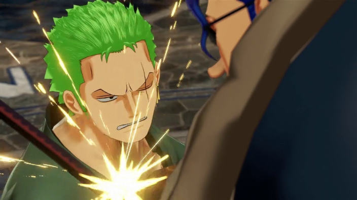One Piece World Seeker: Zoro giocabile nel primo DLC