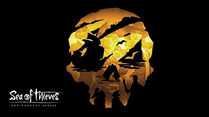 Sea of Thieves - disponibile l'Anniversary Update