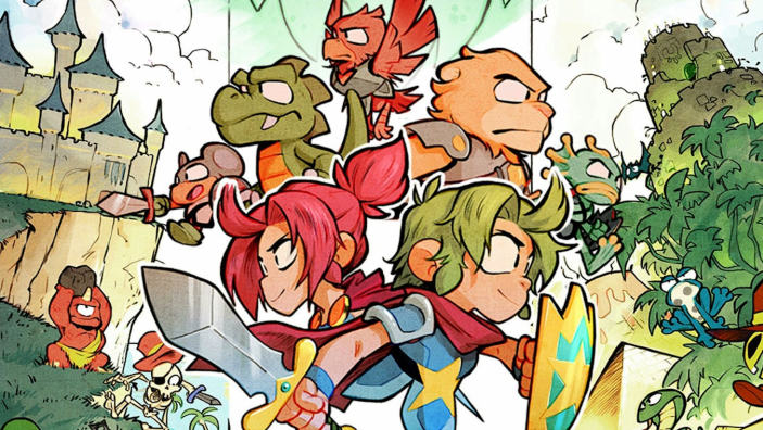 Wonder Boy The Dragon's Trap in arrivo su iOS ed Android