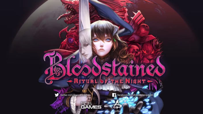 Bloodstained Ritual of the Night, annunciata data di uscita