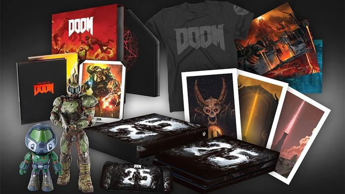 Vinci fantastici premi con lo Slayer Club di Doom
