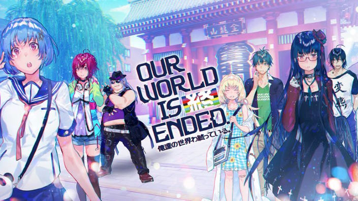 <strong>Our World Is Ended</strong> - Recensione