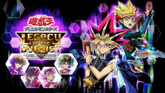 Yu-Gi-Oh! Legacy of the Duelist: Link Evolution sarà disponibile anche in edizione fisica