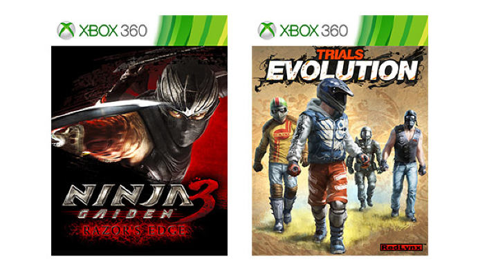 Ninja Gaiden 3 Razor's Edge e Trials Evolution diventano retrocompatibili su Xbox One