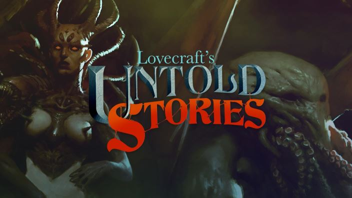 Lovecraft's Untold Stories, svelata la data di rilascio per console
